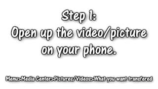 Transfer A Photo From Phone To Computer Without An SD Card