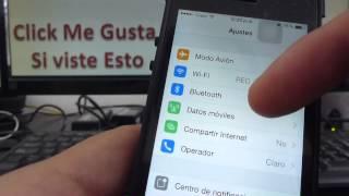 Como Desactivar Las Actualizaciones Automáticas IPhone 5S