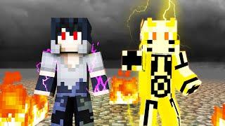 Minecraft NARUTO | SỨC MẠNH CỦA SHARINGAN