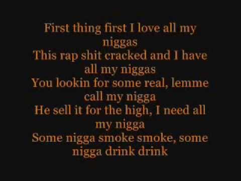 My Nigga by YG, Young Jeezy & Rich Homie Quan (Lyrics)