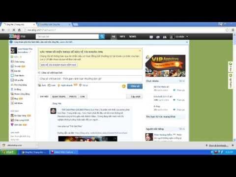 Hack password zingme news