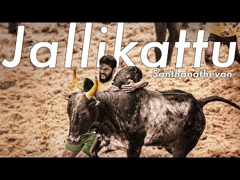 Jallikattu - Santhanathevan Official Lyric Video
