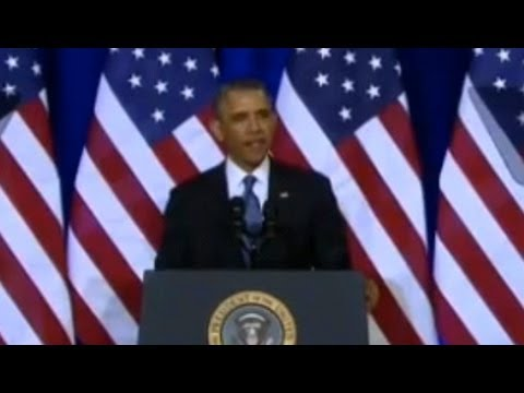 NSA Whistleblowers Point To Obama's Omissions in NSA Speech