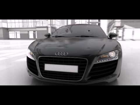 3d Audi - Car Animation Video