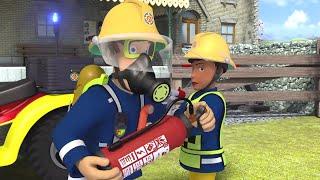 Požiarnik Sam - Sam bojuje proti ohňu - Nejlepšie záchrany