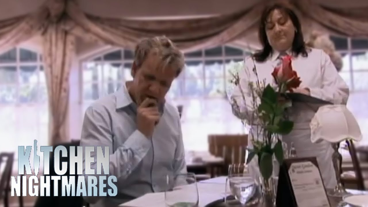 Gordon feels sorry for bread roll kitchen nightmares youtube The secret garden kitchen nightmares