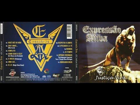 Expressão Ativa - Justiça Virá(CD COMPLETO)
