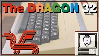 The Dragon 32/64 Story - The UK Tandy Color Computer   Nostalgia Nerd
