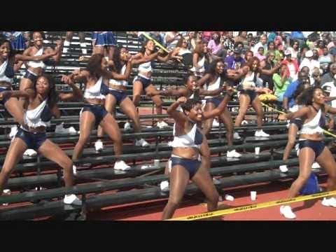 "Hampton University-Marching Force ""Let's Go"""