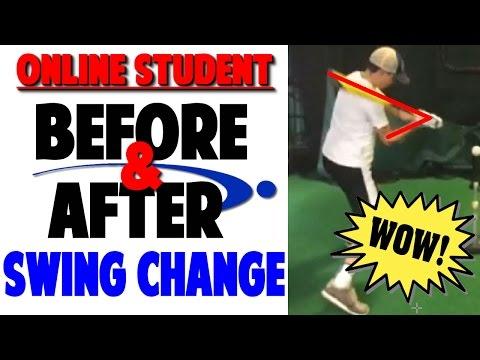 Baseball Swing Transformation | 3 Keys to Efficiency (Pro Speed Baseball)