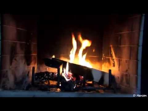Rainy Day Jazz Fireplace - YouTube