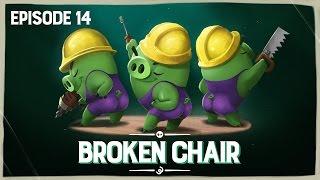 Piggy Tales - Pokazená stolička