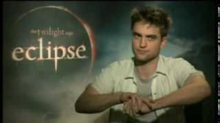 T4 Interviews Robert Pattinson Eclipse Junket