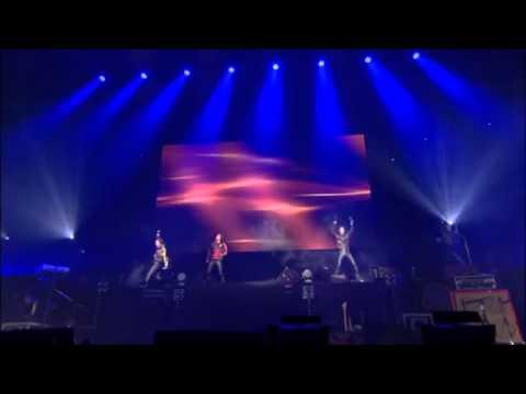 Nhạc phim siêu nhân Ninja - Nhẫn Phong Thần (Hideaki Takatori  -  Hurricanger Sanjou Live 2014)