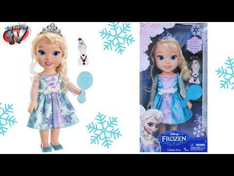 Disney Infinity, Disney's Frozen: Elsa Gameplay and Adventure Full