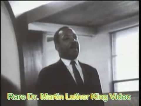 Rare Dr Martin Luther King Jr Speaking on Federal Subsidies for White Land Owners HQ