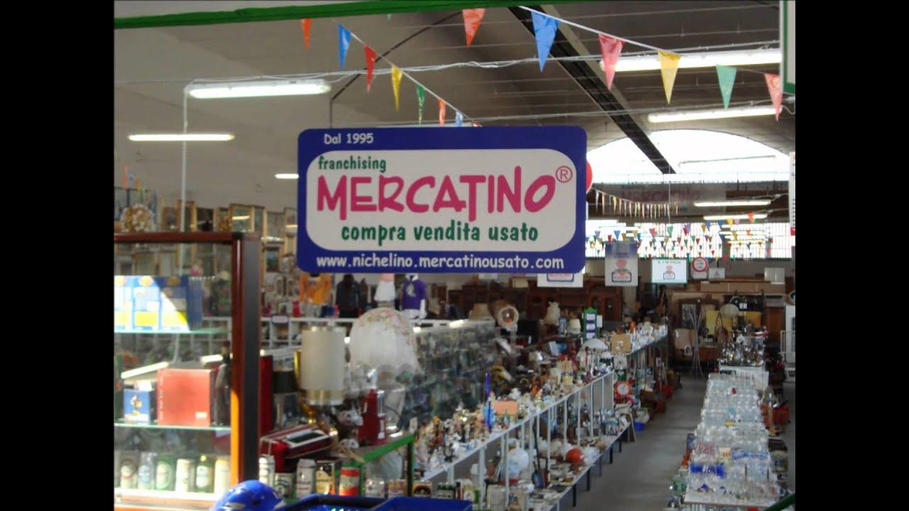 Mercatino dell 39 usato youtube for Mercatino dell usato caserta