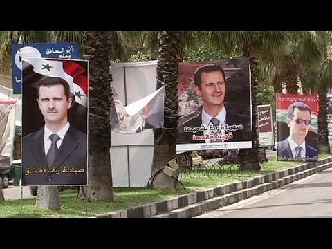 Syria to got to the polls for first multi-candidate presidential