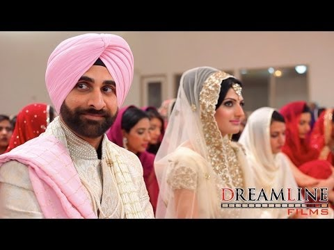 Sikh Wedding Highlights | Vancouver Videography | Andy & Natasha