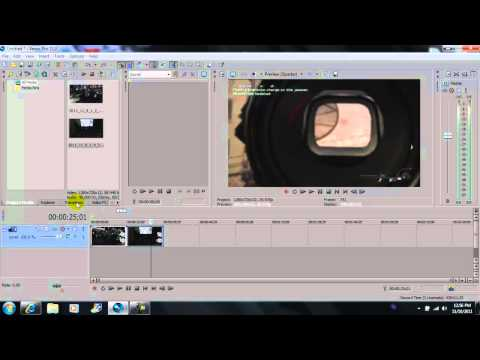 Sony Vegas Pro 11: Transitions Tutorial