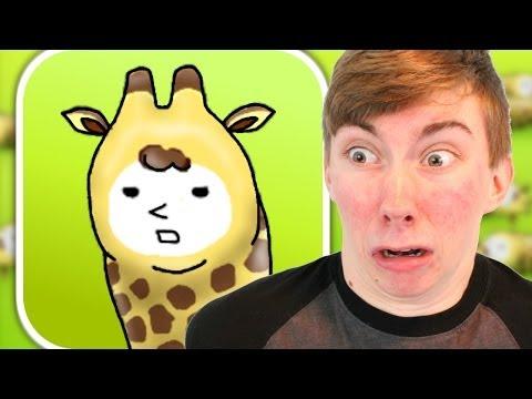 I Am Giraffe Game I AM GIRAFFE  iPhone Gameplay