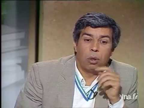Interview de Rachid Mimouni en 1989