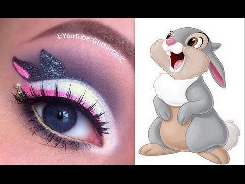 Thumper Makeup Tutorial