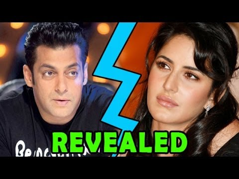 Revealed ! Why Did Salman Khan & Katrina Kaif Break Up