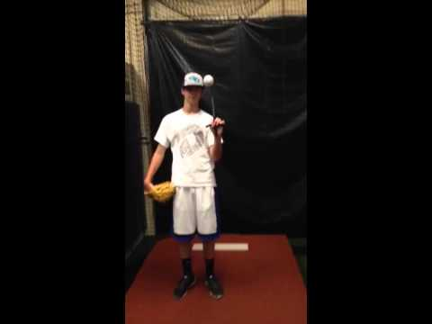 Fast Arm Baseball Youth Pitching Training Aid Drill Exercise