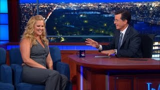 Amy Schumer Lowbrow Glamor and Punking Celebs