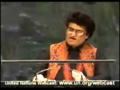 Honourable Mayor of Delhi Ms Arti Mehra's Speech at UN Hqrs