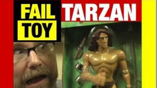 EPIC FAIL Rad Repeatin Tarzan Funny Video By Mike Mozart