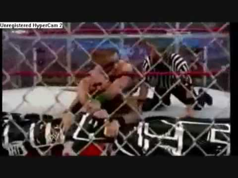 YouTube YouTube Randy Orton Vs John Cena Hell In A Cell 2009 Highlights
