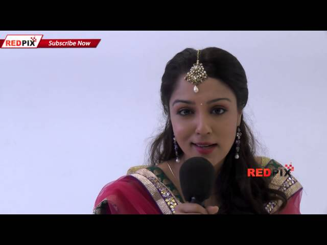 Naughty and Lekha Washington Talks about her movie Kalyana Samayal Saadham. [RED PIX]