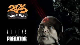 [Aliens vs. Predator - Human - Gameplay]