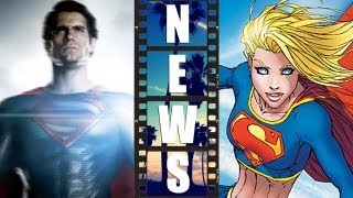 Man Of Steel 2 2014 With Supergirl? Justice League 2015