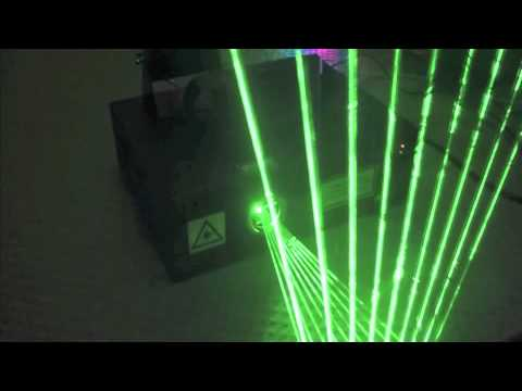 Laser Harp Rendez Vous 3