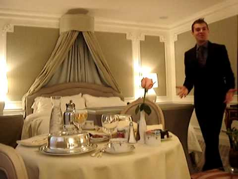 St. Regis NYC Hotel Room Review New York City, NY
