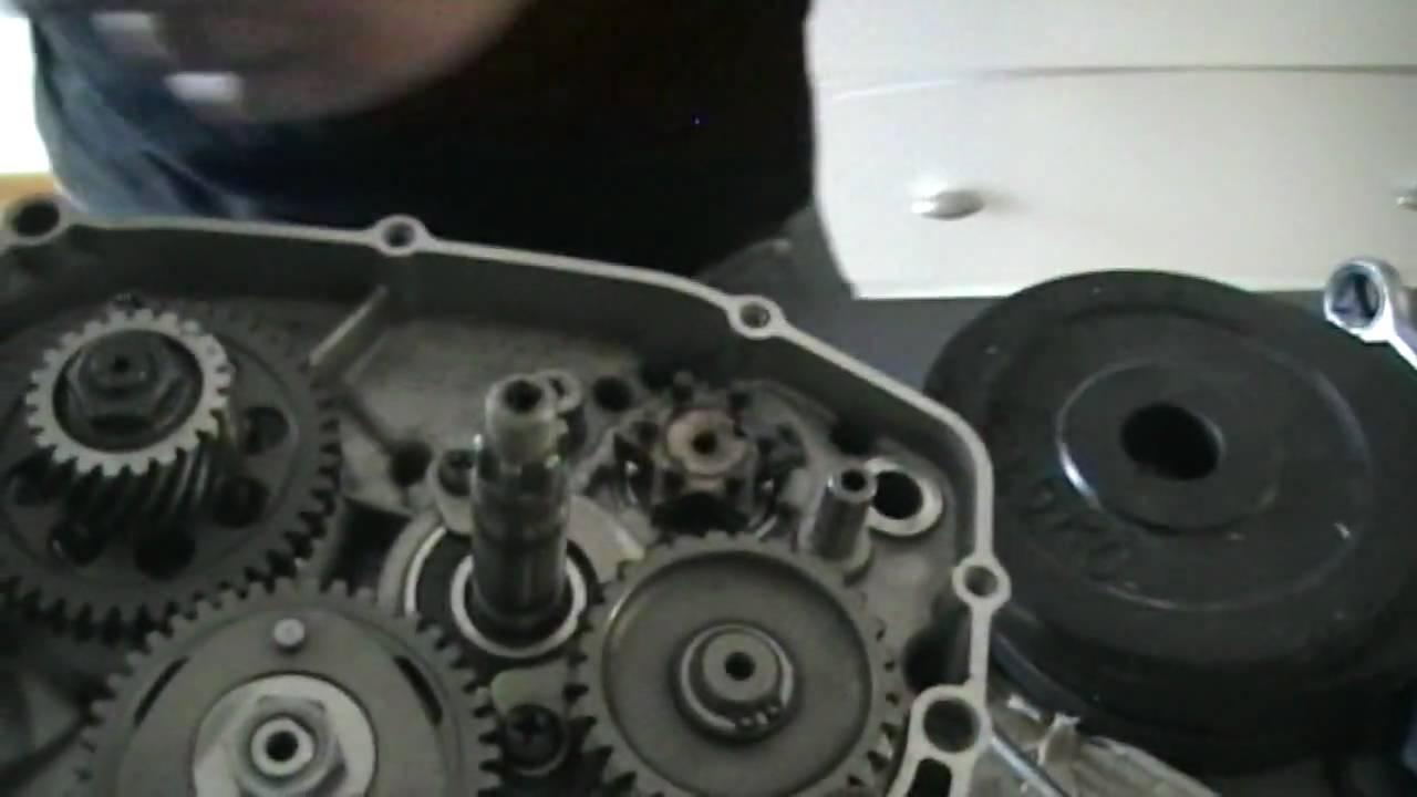 yamaha blaster complete engine rebuild