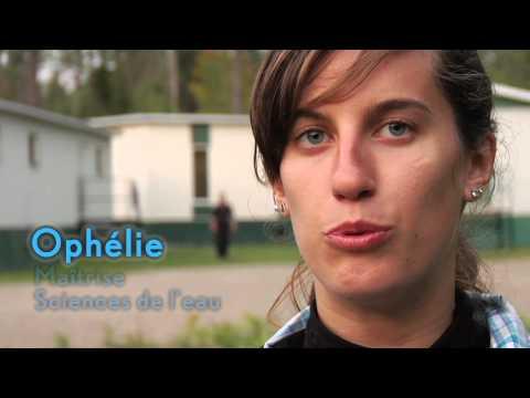 Le camp CIRSA de l'INRS : une semaine d'initiation aux sciences de l'eau