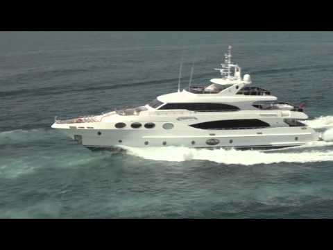 Majesty Superyachts, Teaser Video, 2013