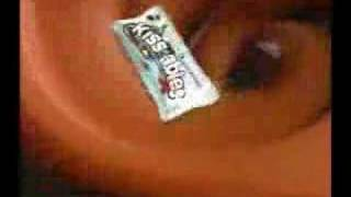 Hershey Kissables Commercial