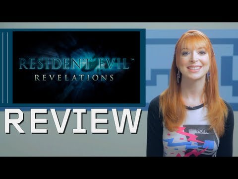 Resident Evil: Revelations HD Review w/ Lisa Foiles