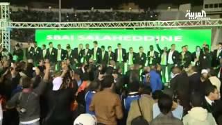 العربية | احتفالية للرجاء المغربي بعد وصافة كاس العالم للأندية