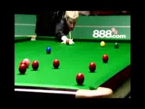 Snooker Shot Of The Championship 2007