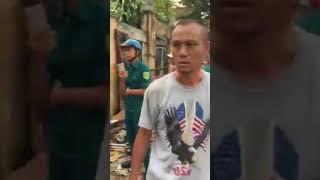Sửa nhà bị bão giật, chính quyền buộc phải phá dỡ!