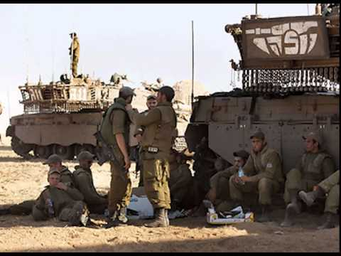 Operation Protective Edge - Israel's side