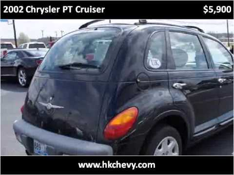 2002 Chrysler PT Cruiser Used Cars Louisville KY