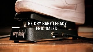 Watch the Trade Secrets Video, Dunlop GCB95F Cry Baby Classic Wah Pedal Video
