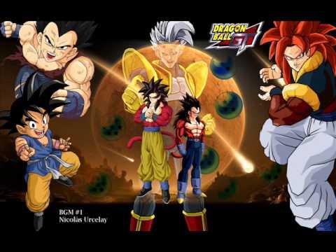Dragon Ball GT - Dan dan Kokoro Hikareteku Orchestral
